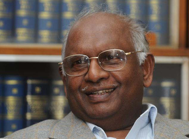 JUSTICE KG BALAKRISHNAN CHIEF JUSTICE OF INDIA