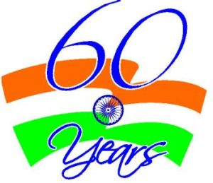 INDIAN REPUBLIC - 60 YEARS