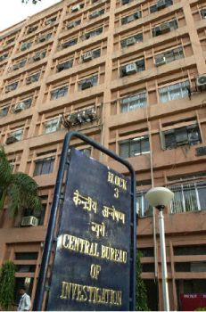 CBI HEADQUARTERS IN NEW DELHI