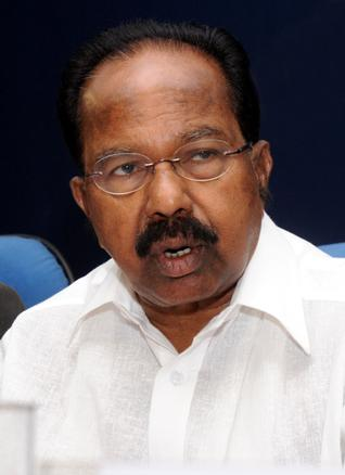 memorandum of law. VEERAPPA MOILY - LAW MINISTER