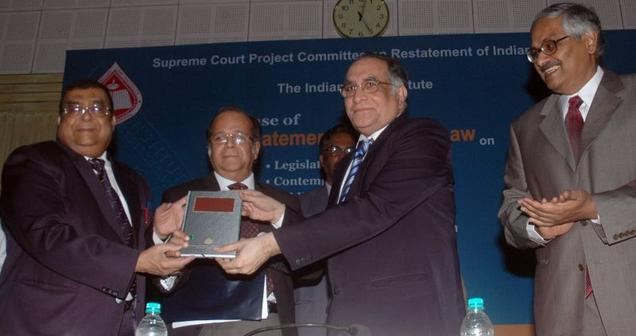 SC JUDGES IN A PROGRAMME