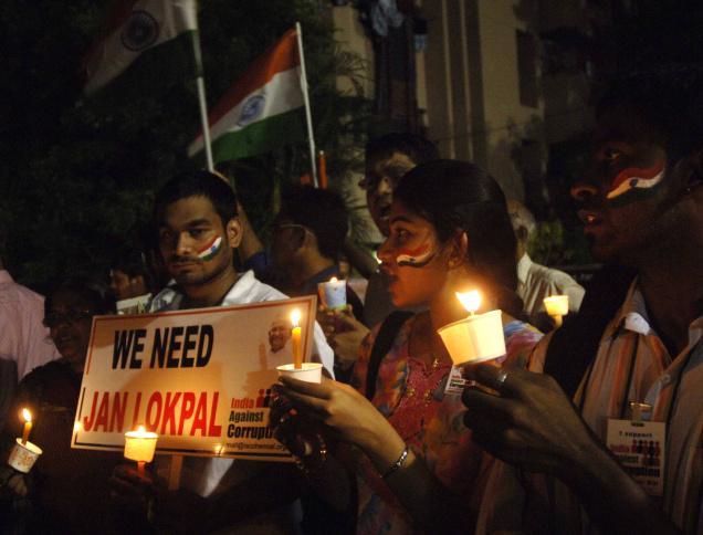 The saga of the Lokpal Bill