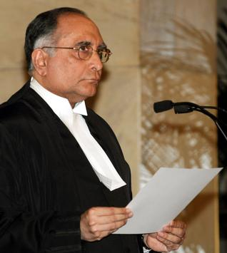 SH KAPADIA - CHIEF JUSTICE OF INDIA