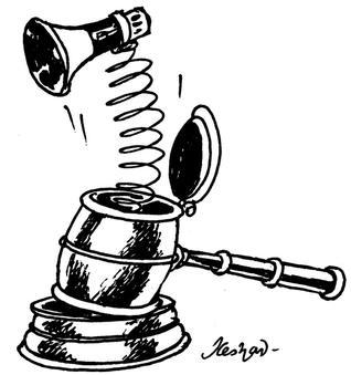 JUDICIAL LOCKJAW