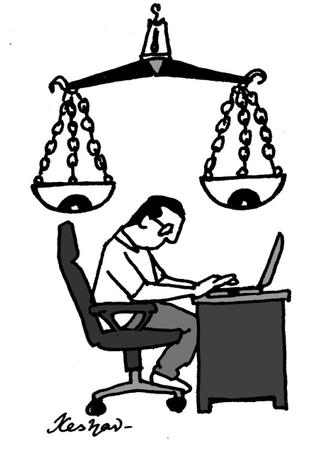 The public needs both gavel and pen